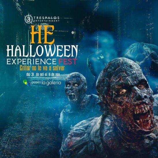 He Halloween Fest llega a Asunción