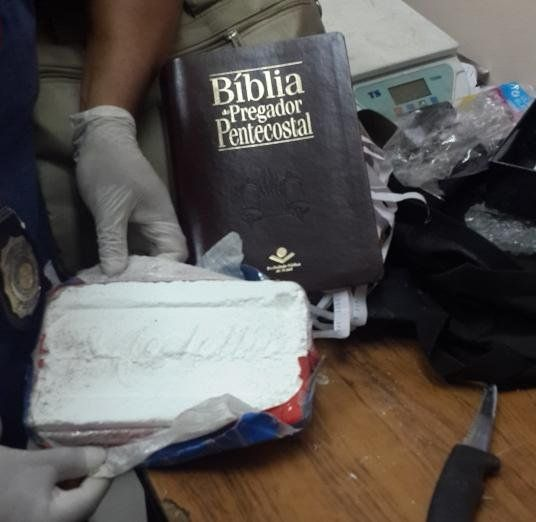 La biblia que se iba a mandar