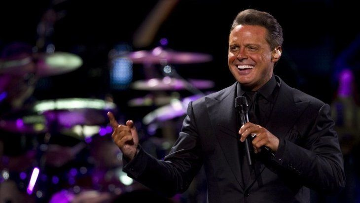 Luismi cantará en Asunción el próximo 7 de marzo.