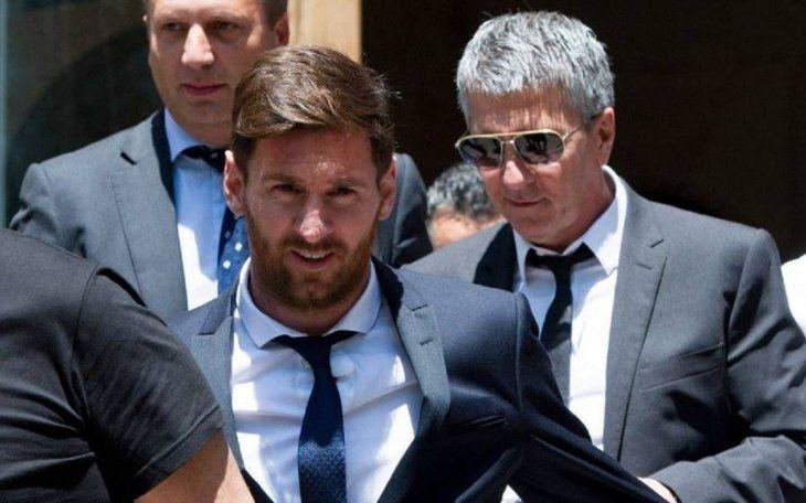 Los Messi, imputados por lavado de dinero