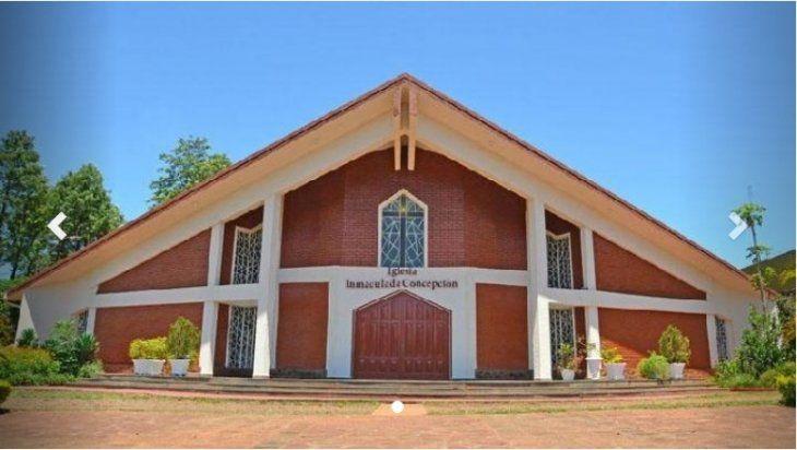 La iglesia Inmaculada Concepción