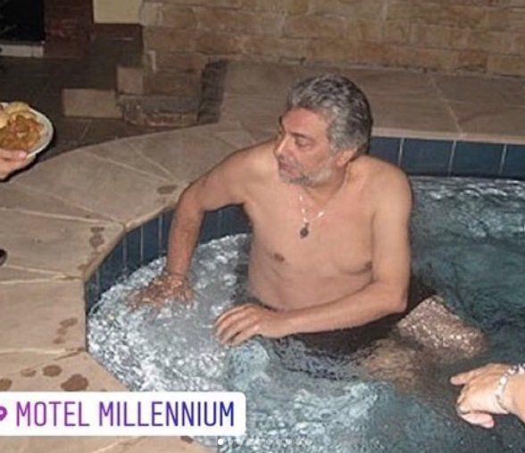 Lugo en un conido motel