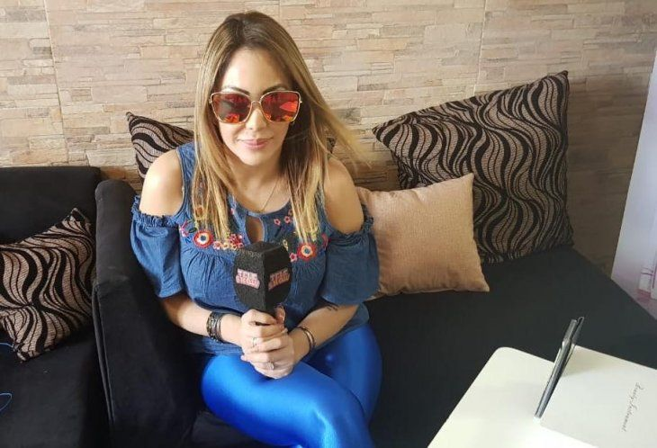 RUTH ALCARAZ YA NO DA MÁS Intentó denigrar al novio de Carmiña Masi
