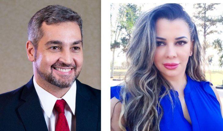 Marito Abdo se solidarizó con Marly Figueredo