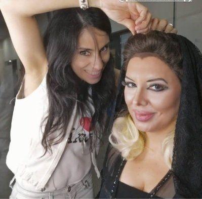 Kavy Dhalewin es la maquilladora de Marley