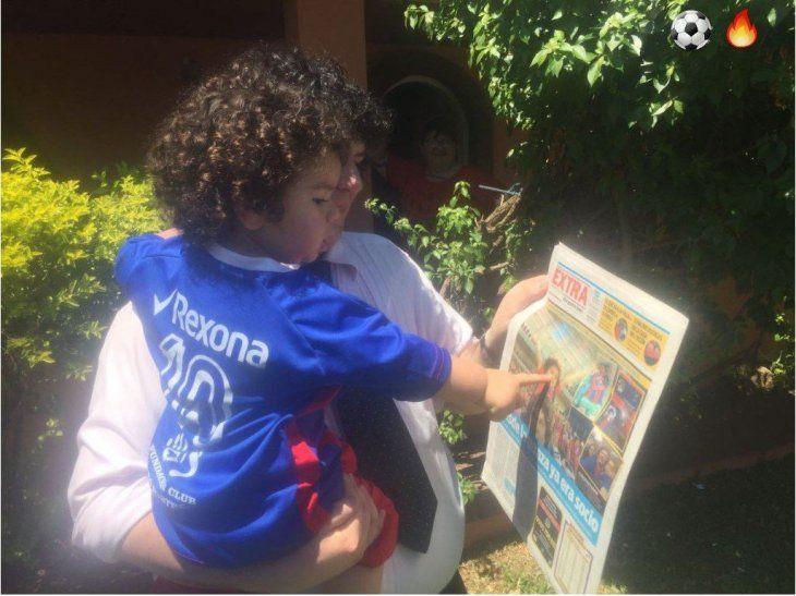 De mano de sus lectores, EXTRA festeja 4 añitos