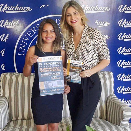 Laura Martino ayudó a Licha a cumplir su sueño.