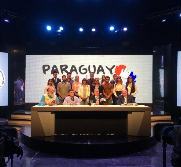 Presentaron la campaña Paraguay se levanta.