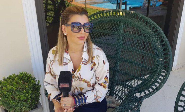 Marly Figueredo: dice ser atacada por un grupo machista