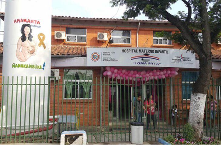 Ayuda. Las personas que deseen ayudar a la niña-madre pueden acercarse hasta el Hospital de Loma Pyta.
