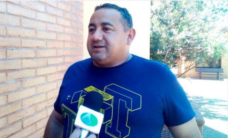 Rivelino Ortigoza Villalba (38) habló para Oviedo Press.