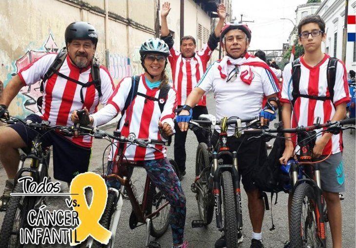 El evento es organizado por la Secretaría Nacional de Deportes