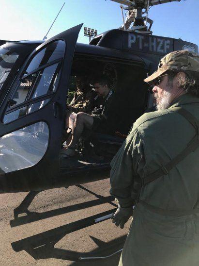 Piloto, en una prisión donde sólo los delatores tienen visitas privadas