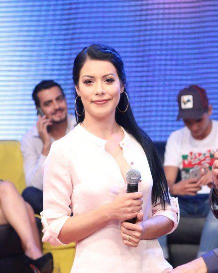 La Reina del Piki Vóley. Rossana Duarte es la encargada de exportar el deporte al extranjero.
