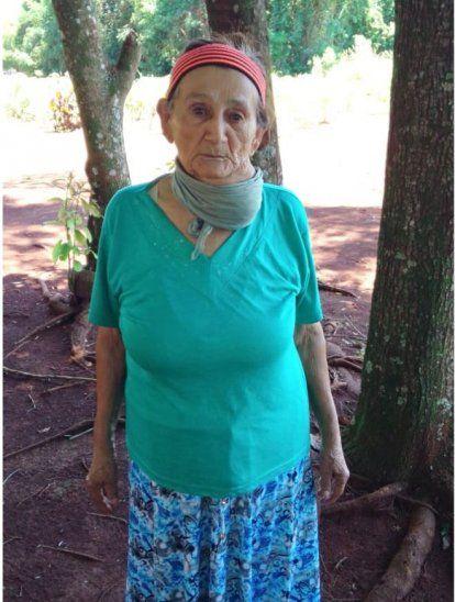 Abuela Sixta Escurra