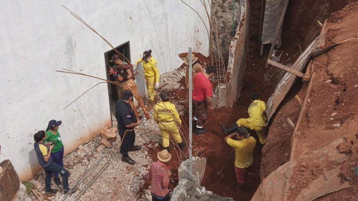 El fallecido fue identificado como Juan Paiva