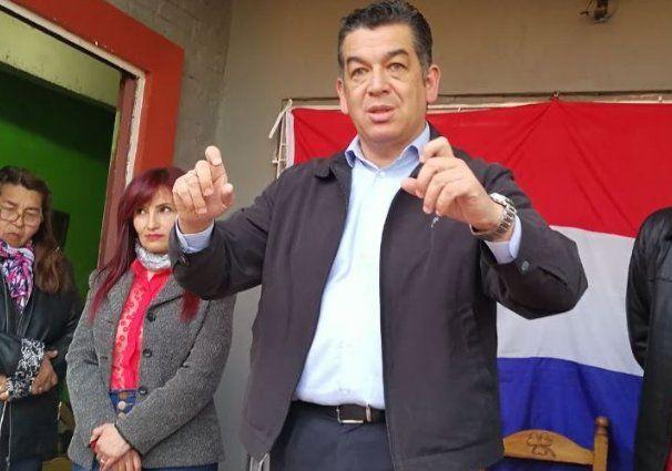 ExcónsulJorge Riquelme.
