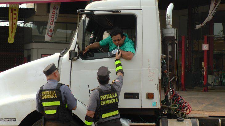 Caminera podrá inhabilitar el registro a conductores borrachos