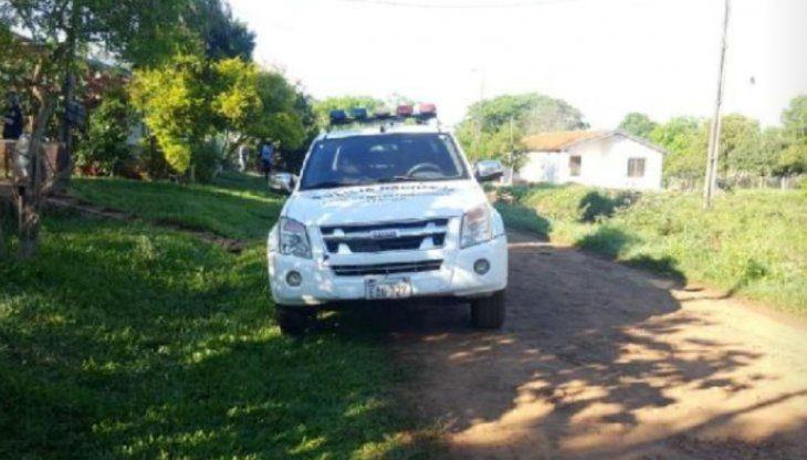 En un camino vecinal fue asaltado el quinielero.