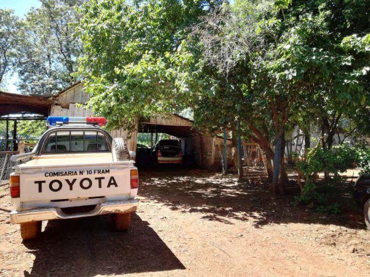 Revolvieron toda la casa: La víctima permaneció más de una hora maniatada
