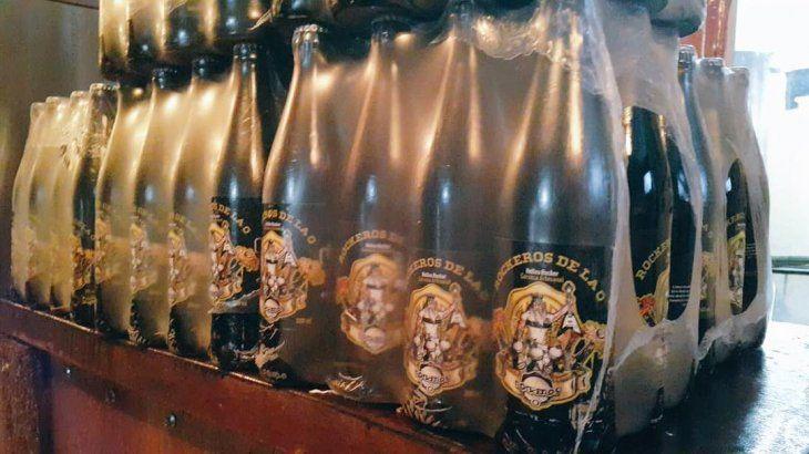 Rockeros de la O, la cerveza del campeón