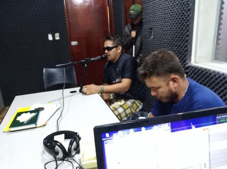 La denuncia pública se hizo a través de una radio local (Foto: Yby Yaú Noticias-Facebook).