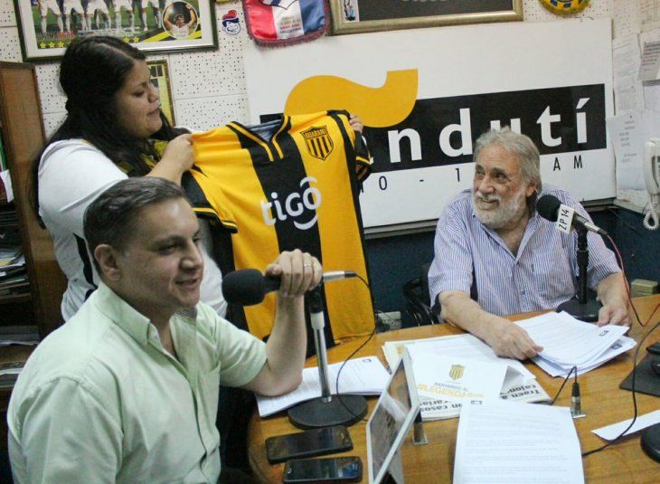 Humberto Rubín ya es socio del club guaraní