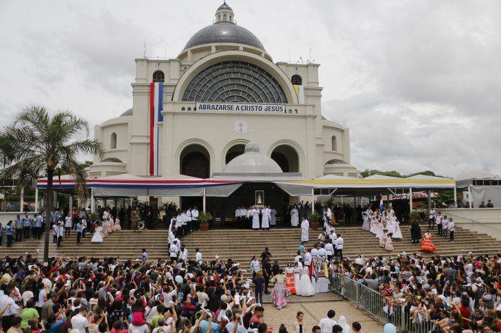 La fiesta mariana viví desde el jueves al sábado