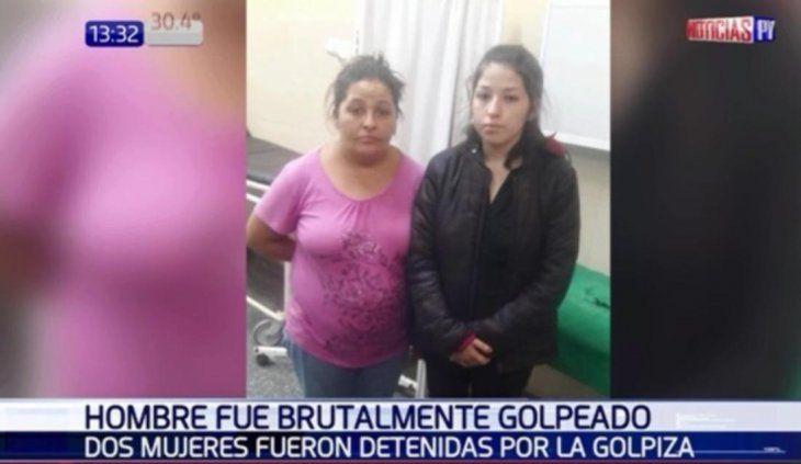 Las dos mujeres quedaron detenidas a cargo del Ministerio Público.