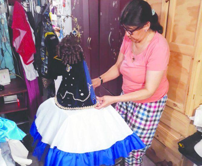 Compatriotas celebran misa en guaraní en la Argentina