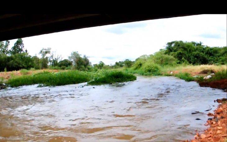 El hecho se registró en la villa Virgen de Caacupé de la compañía Maramburé de Luque.