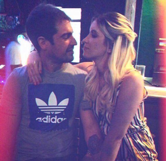 Carmi Masi le exige a su novio que  sea  hombre