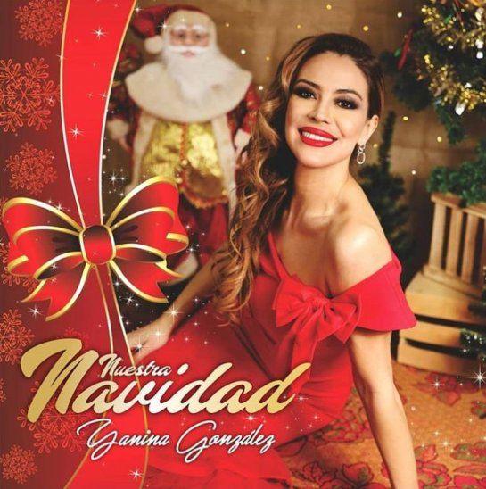 Extra presenta el disco Nuestra Navidad de Yanina González
