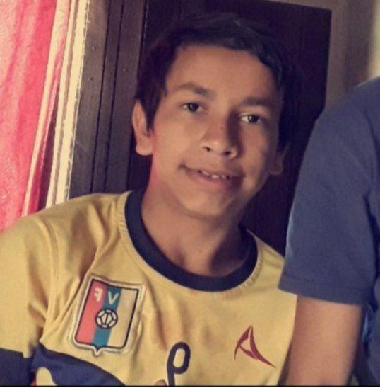 Fernando Daniel Benítez González salió con su sobrinito para ir a la despensa a bordo de una bici.
