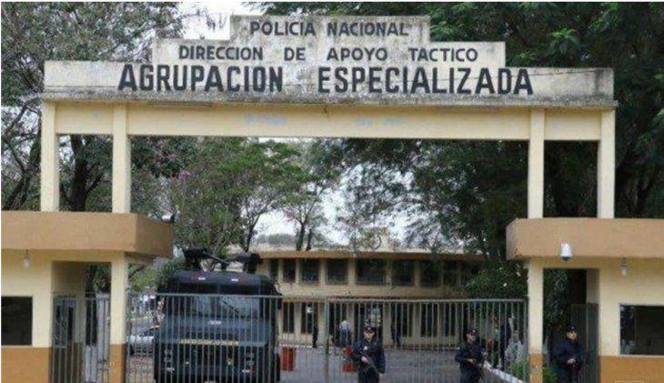 Villancicos para Daher y otros 150 reclusos