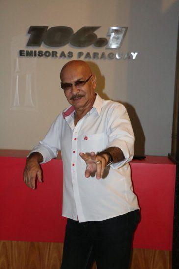 Ricardo Rodas Vill comentó que se anda portando bien y que atrás quedó el mujeriego: Yo no seré yo