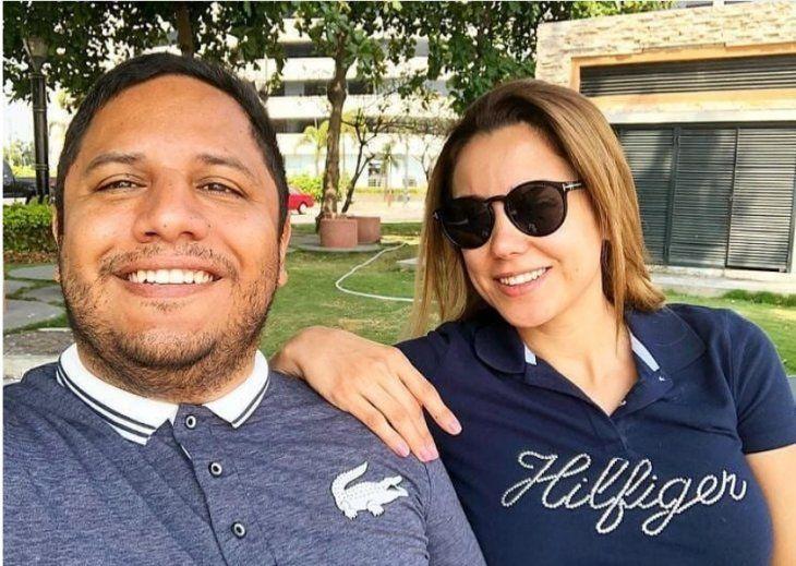 Vivi Figueredo se va  del país por miedo al TESAPOÊ