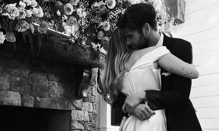 Miley Cyrus confirmó su boda con Liam Hemsworth