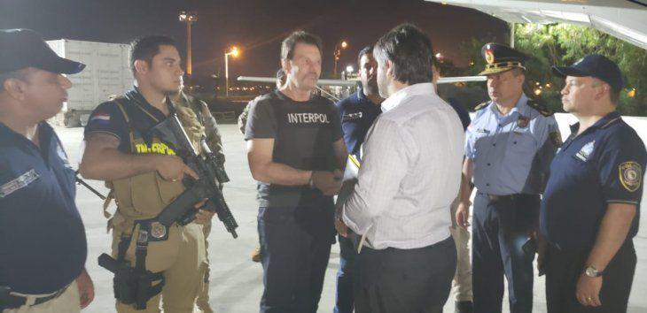 Bruno Farina está detenido en Investigación de Delitos