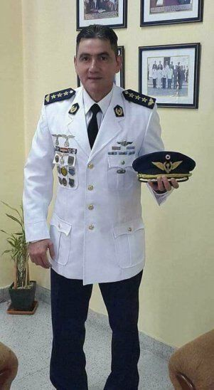 El Cnel. Édgar Duré y otros uniformados se molestaron por la grabación del programa humorístico en un predio militar.