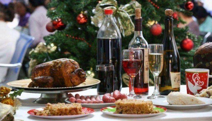 PUNGA: cuidado con mezclar durante la cena de fin de año