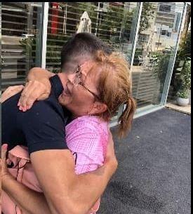 Doña Pitty vibró con la llegada de Silva