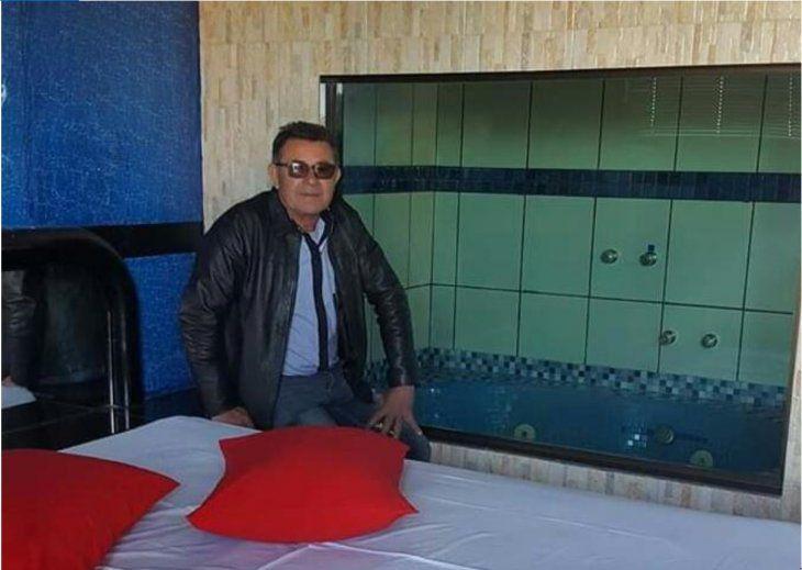 Buscado por la policía: Rutilio Minella Bernal (63) disparó a su concubina y huyó. No saben de su paradero.