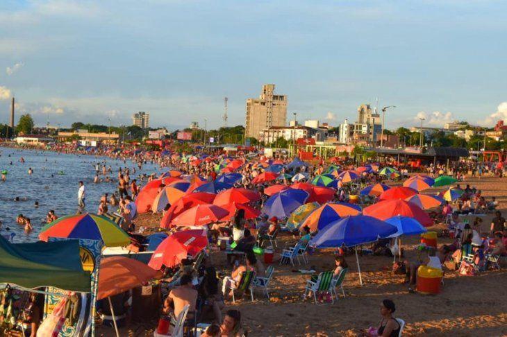 Los paraguayos quieren turistear sin gastar mucho.