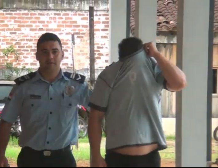 Uno de los supuestos agresores fue detenido.