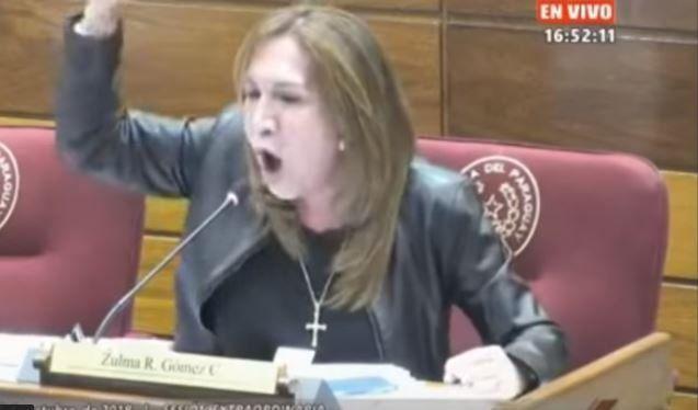 Zulma Gómez: Soy grosera y guaranga