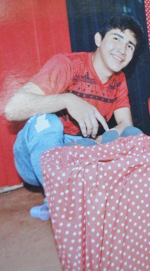 El galán. Darío Ariel Agüero Benítez es el galán por el que supuestamente se moquetearon las dos mujeres.