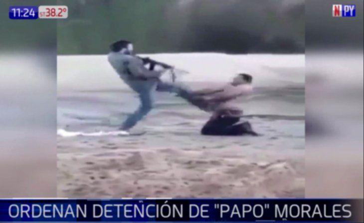 Los pasos de Papo Morales ya están siendo rastreados por la Policía.