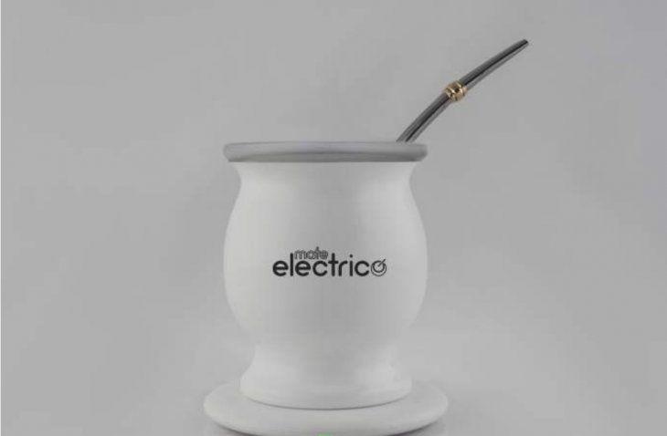 Mate eléctrico fue inventado por un argentino.