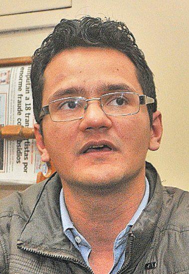 El paraguayo Ronald Maidana
